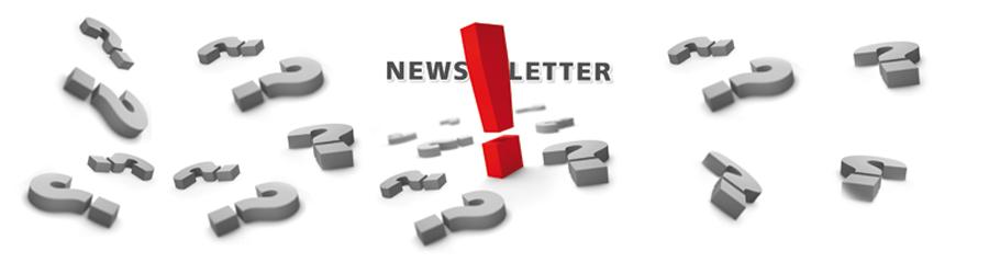 Newsletter-Slider