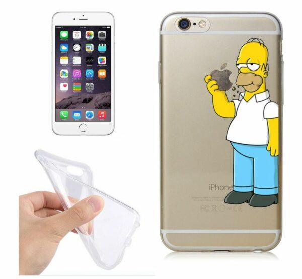 Homer Simpsons - Apfel